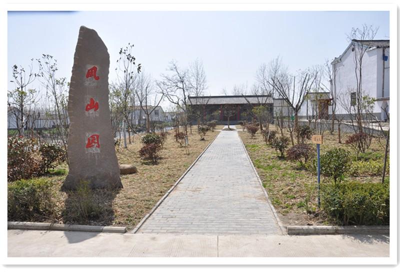 柳堡镇团庄凤山园